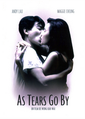 Affiche As Tears Go By