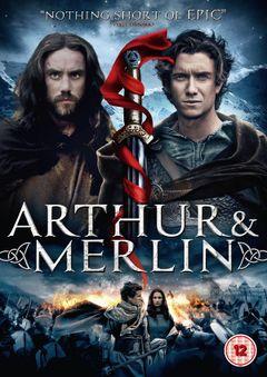 Affiche Arthur & Merlin