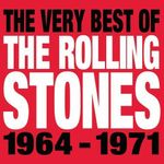 Pochette The Very Best of the Rolling Stones 1964-1971
