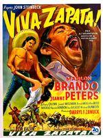 Affiche Viva Zapata !