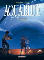 Couverture Gan Eden - Aquablue, tome 15