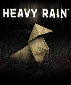 Jaquette Heavy Rain