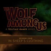 Jaquette The Wolf Among Us : Episode 4 - In Sheep's Clothing