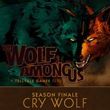 Jaquette The Wolf Among Us : Episode 5 - Cry Wolf