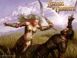 Jaquette Legends of Norrath