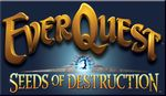 Jaquette EverQuest : Seeds of Destruction