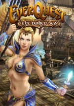 Jaquette EverQuest : The Buried Sea
