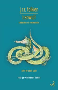 Couverture Beowulf : Traduction et Commentaire