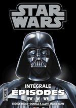 Couverture Trilogie fondatrice Star Wars