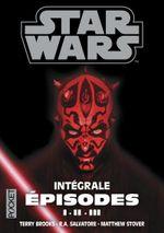 Couverture Première trilogie Star Wars