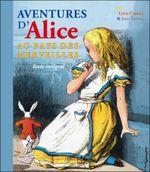 Couverture Aventures d'Alice au pays des merveilles