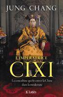 Couverture L'impératrice Cixi