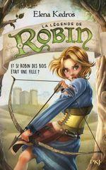 Couverture La légende de Robin