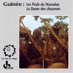 Pochette Guinée: Les Peuls du Wassolon - La danse des chasseurs