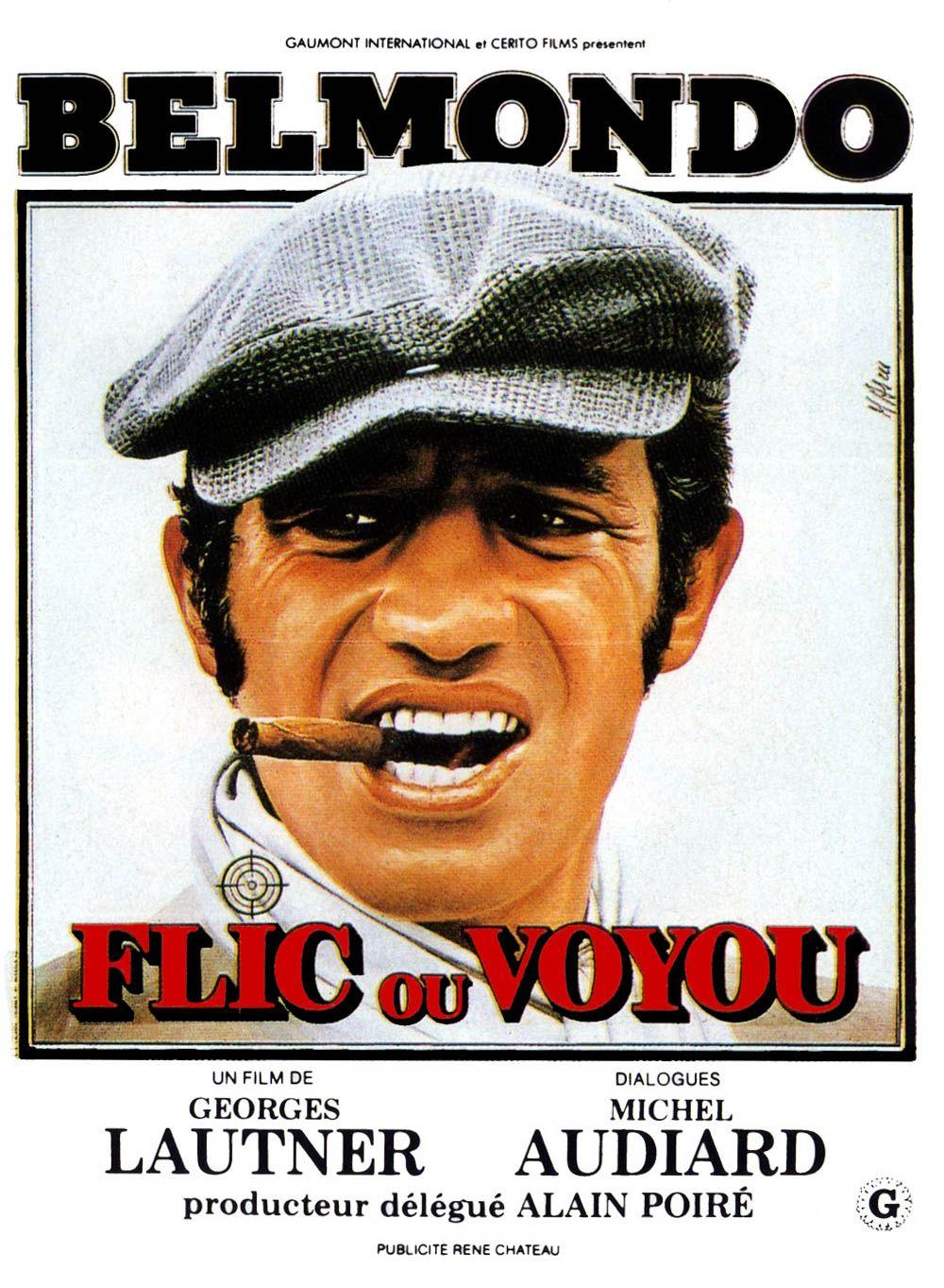Affiches, posters et images de Flic ou voyou (1979 ...