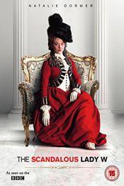 Affiche The Scandalous Lady W