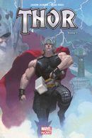Couverture Le Massacreur de Dieux (I) - Thor (2013), tome 1