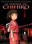 Affiche Le Voyage de Chihiro