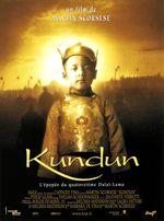 Affiche Kundun
