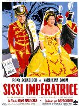 Affiche Sissi l'impératrice