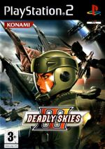 Jaquette Deadly Skies III (AirForce Delta: Blue Wing Knights)