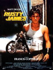 Affiche Rusty James