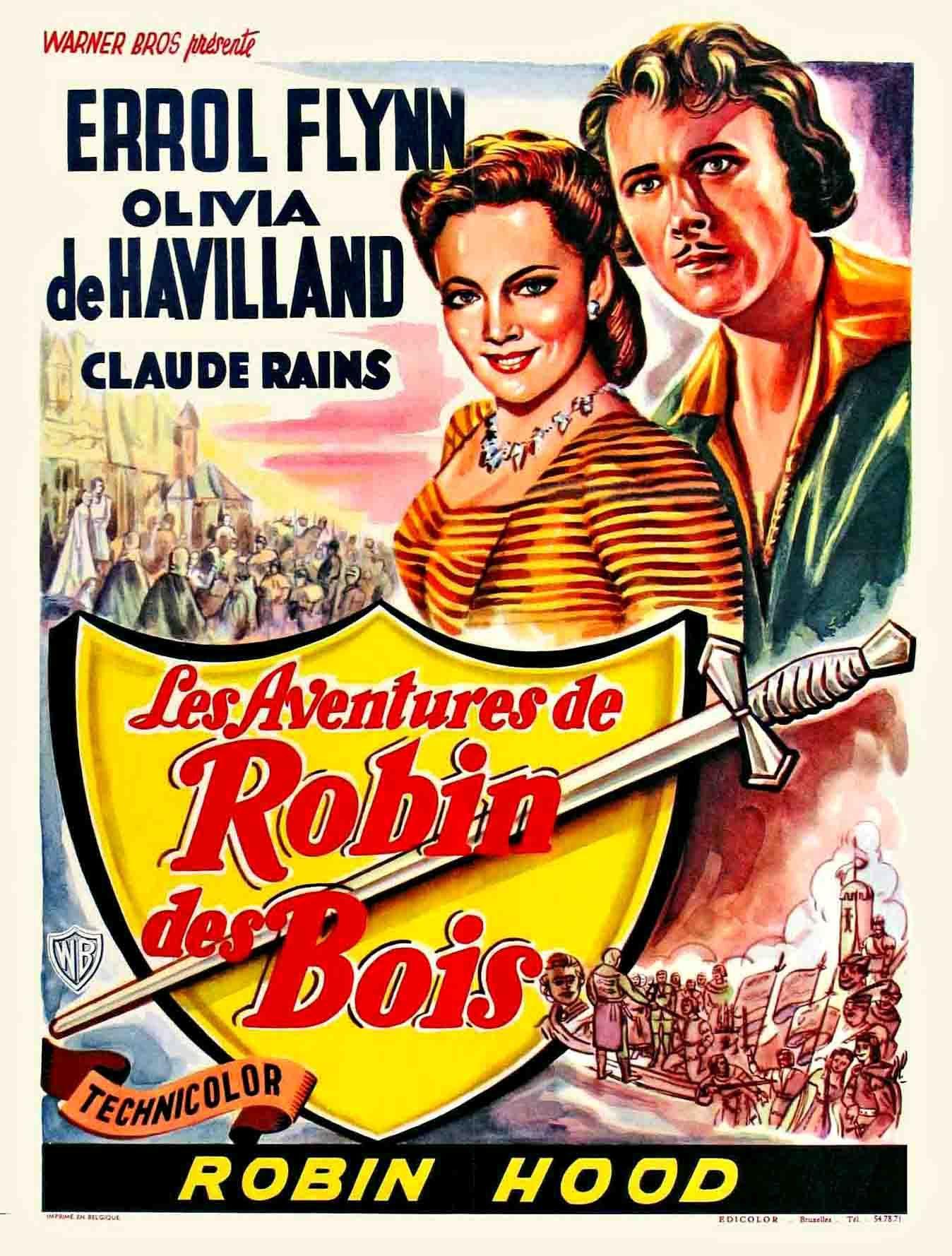 Affiches, posters et images de Les Aventures de Robin des