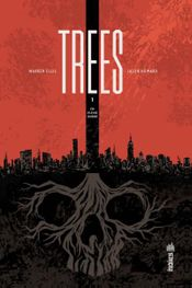 Couverture En pleine ombre - Trees, tome 1