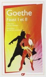 Couverture Faust I et II
