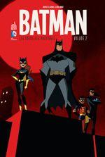 Couverture Batman : Les Nouvelles Aventures, tome 2