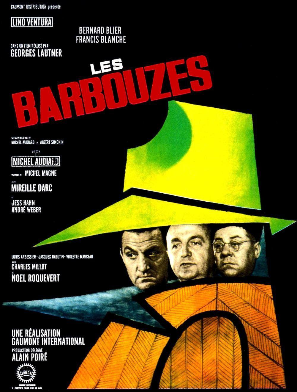 Extrêmement Les Barbouzes - Film (1964) - SensCritique ZQ87