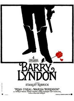 Affiche Barry Lyndon