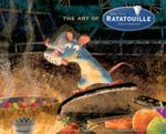 Couverture The Art of Ratatouille