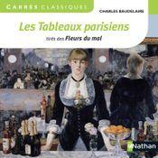 Couverture Les tableaux parisiens