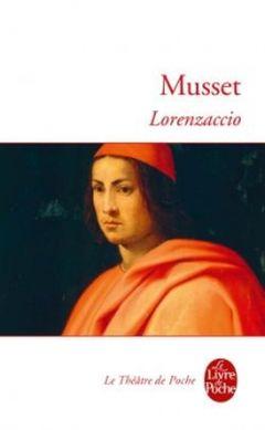 Couverture Lorenzaccio