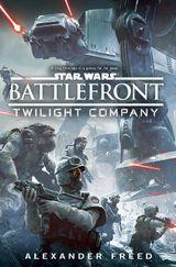 Couverture Star Wars : Battlefront - Twilight Company