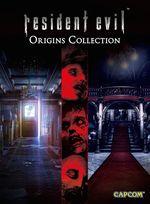 Jaquette Resident Evil Origins Collection