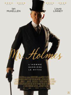 Affiche Mr. Holmes