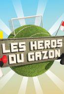 Affiche Les héros du gazon