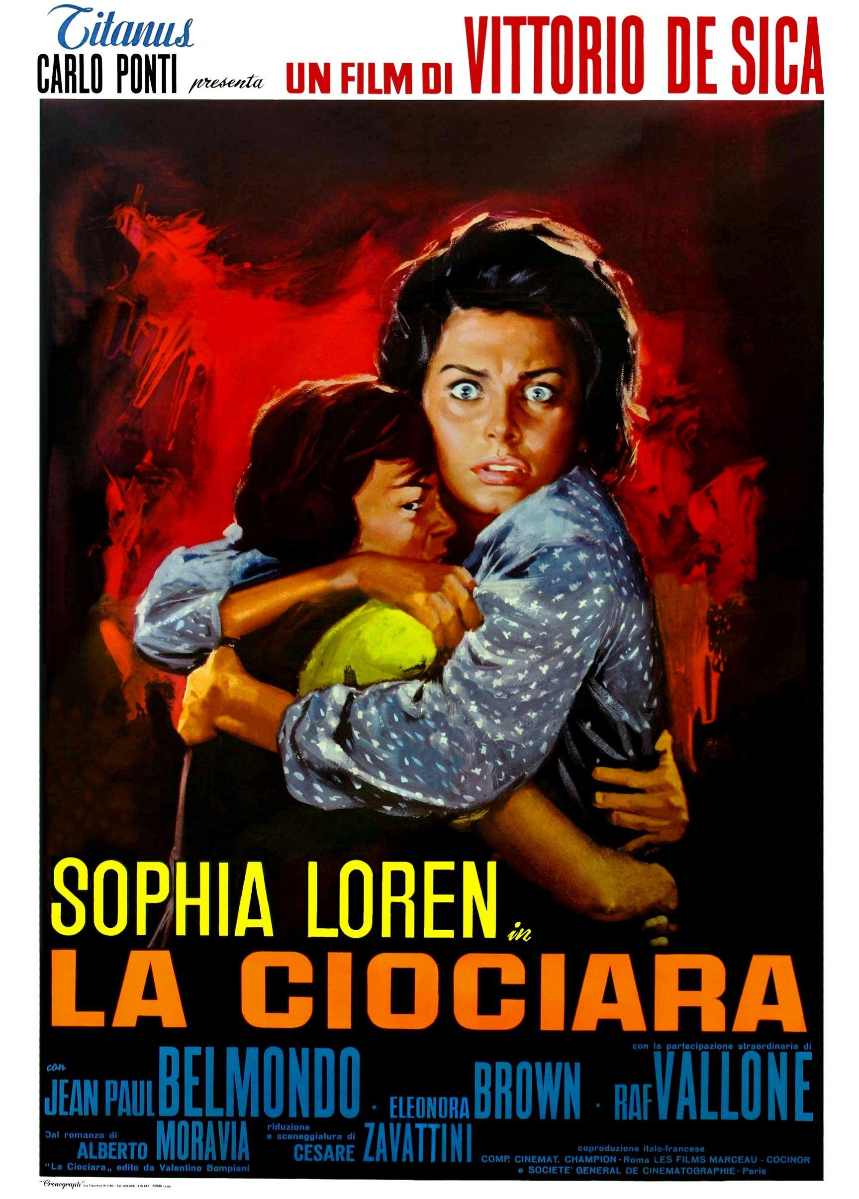 Votre dernier film visionné - Page 17 La_Ciociara