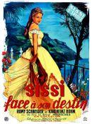 Affiche Sissi face à son destin