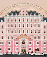 Couverture The Grand Budapest Hotel