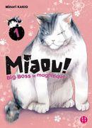 Couverture Miaou ! Big-Boss le magnifique