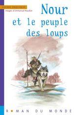 Couverture Nour et le peuple des loups