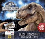 Couverture Jurassic World
