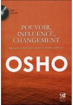 Couverture Pouvoir, influence et changement