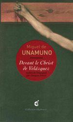 Couverture Devant le Christ de Vélasquez