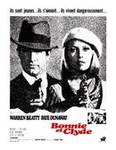 Affiche Bonnie et Clyde