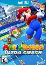 Jaquette Mario Tennis Ultra Smash