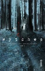 Couverture Wytches, tome 1